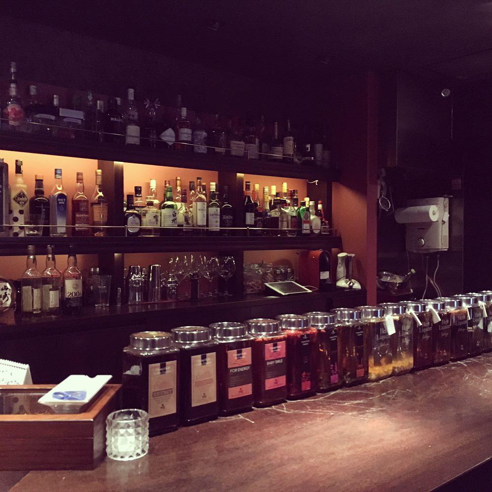 薬酒Bar Azoth