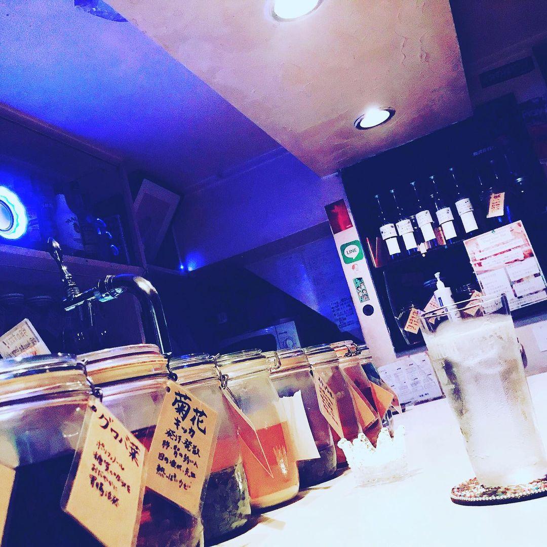 薬酒 bar 三軒茶屋
